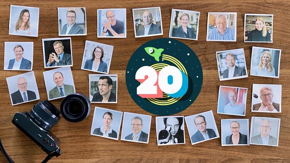 20 Jahre persoenlich.com: «Unverzichtbar», «kompetent» und «fair»