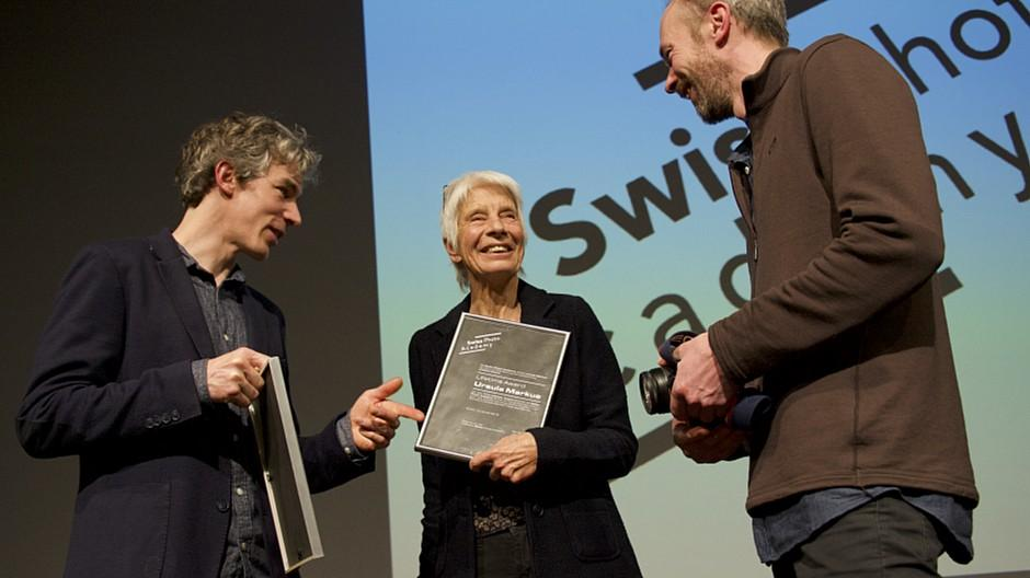 Swiss Photo Academy: Ursula Markus erhält den «Lifetime Award»