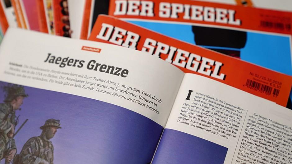 Spiegel: US-Botschaft fordert unabhängige Untersuchung