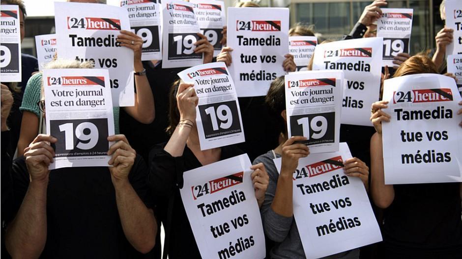 Tamedia: Nun ist klar, wie man verhandeln will