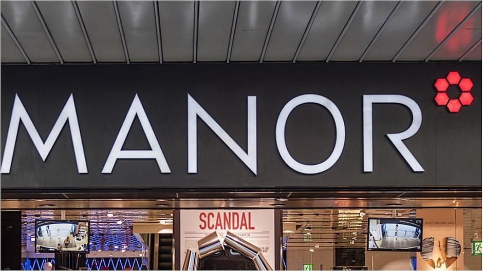 Manor: Verkaufsfläche mit Onlineshop kombiniert