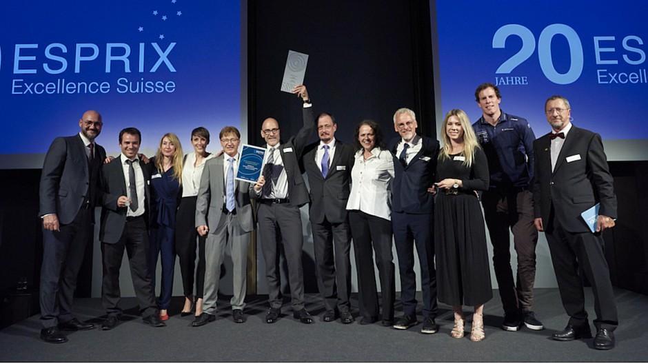 Tamedia: Verlag mit Esprix-Preis ausgezeichnet