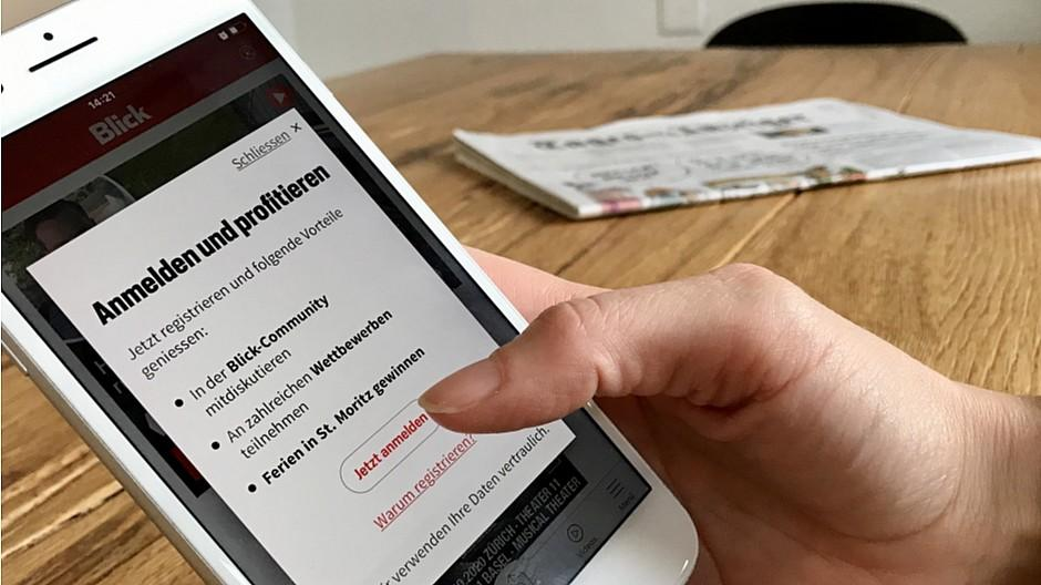 Login-Allianz: Verlage planen ein Joint Venture