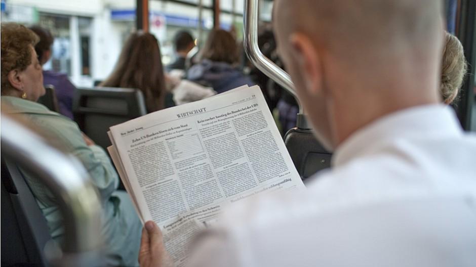 Publicom-Studie: Vertrauen in Medien ist weiterhin stabil