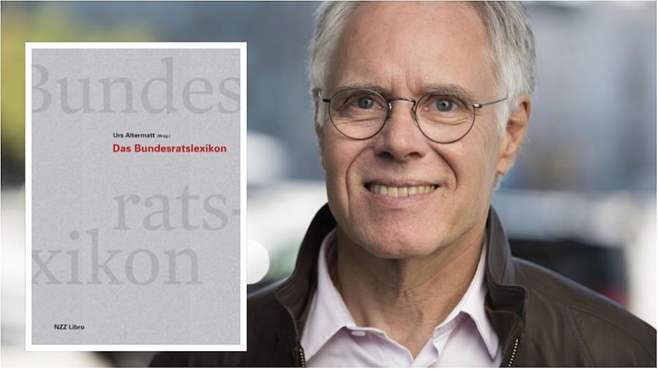 NZZ Libro: Vertrieb des Bundesratslexikons gestoppt