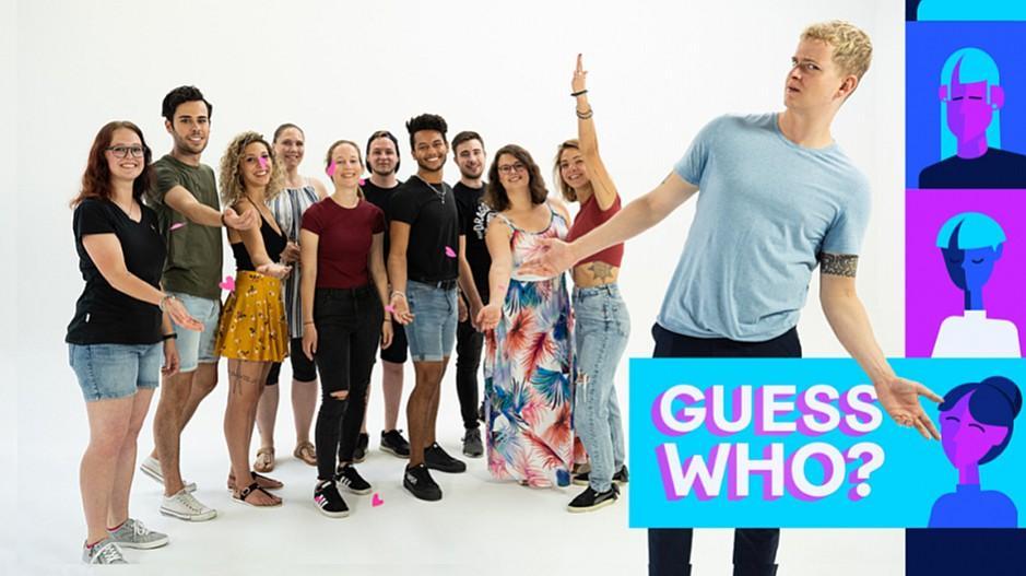 20 Minuten: Video-Format «Guess who?» gestartet