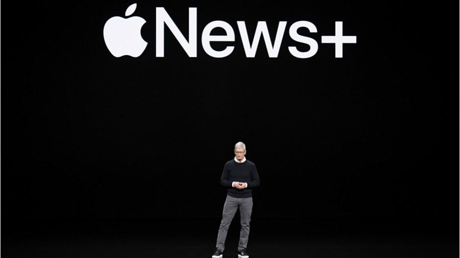 Apple News Plus: Apple stellt Abo-Dienst für Nachrichten vor