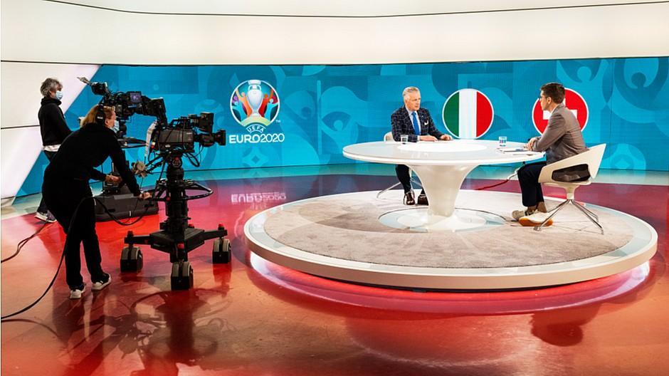 Euro 2020: Viele Schweizer verfolgen das Spiel auf SRF