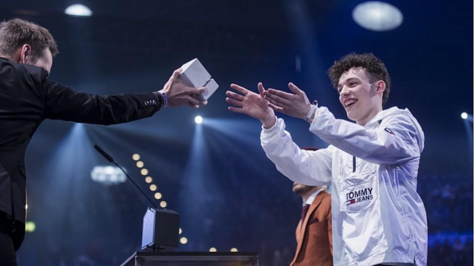Swiss Music Awards: Vier Betonklötze für Nemo
