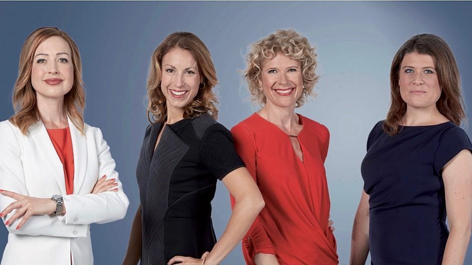 CNN Money Switzerland: Vier Frauen für Finanzkanal