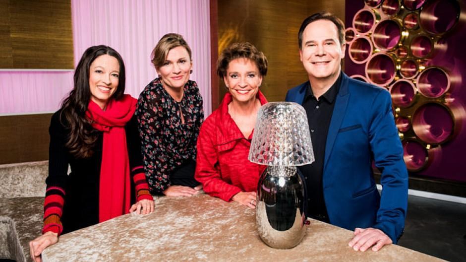 Glanz & Gloria: Vier frühere TV-Ansager führen durch die Sendung