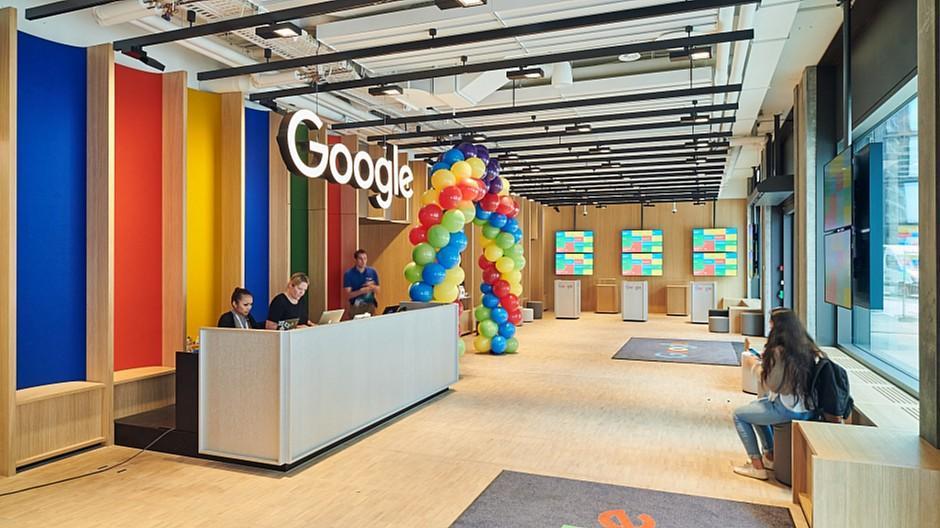 Google Schweiz: Viertes Gebäude am Bahnhof Zürich eröffnet