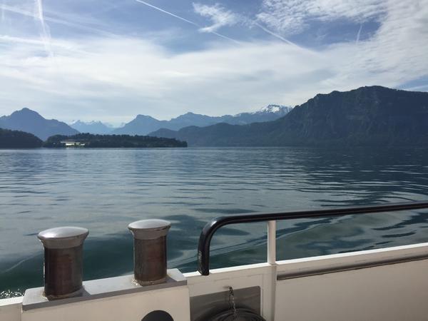 SwissMediaForum: Aus Angst vor Anschlag auf Schiff verlegt