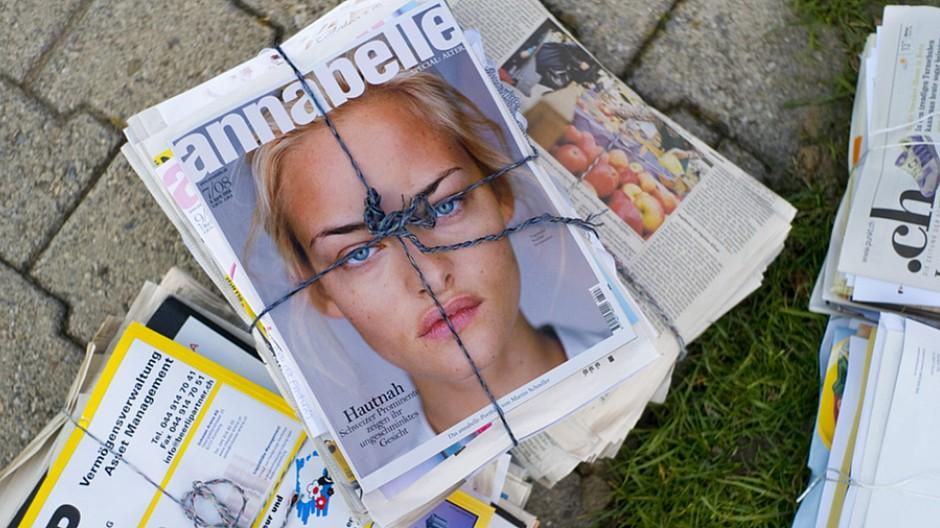 Tamedia: Vierzehn Kündigungen bei «Annabelle»