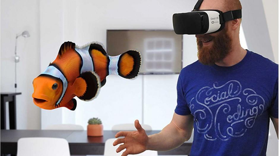 Advertorial: «Virtuelle und erweiterte Realität»  – Welten verschmelzen