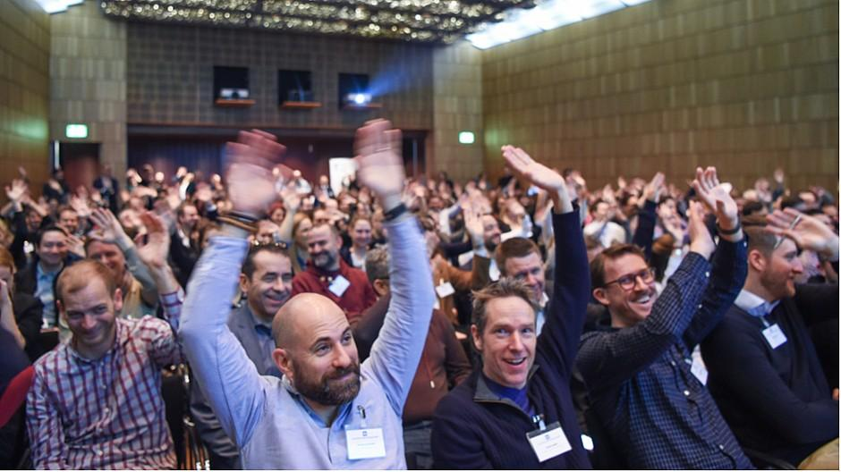 Swiss Native Advertising Day 2018: Volles Haus mit rund 300 Gästen