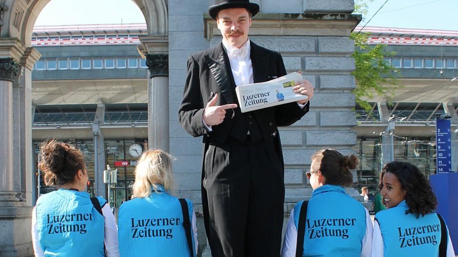 USP Partner: Vom Hyde Park nach Luzern und St. Gallen