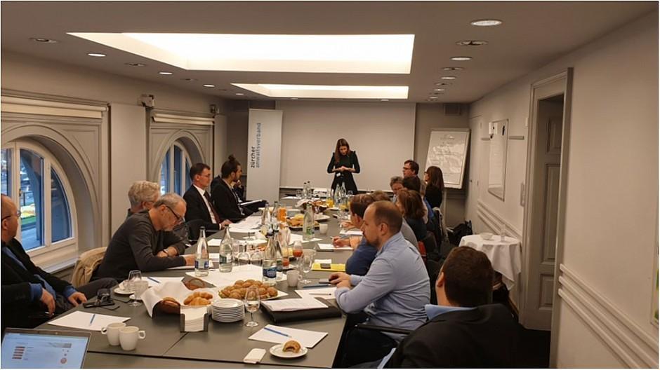 Zürcher Anwaltsverband: Vom Verhältnis zwischen Juristen und Journalisten