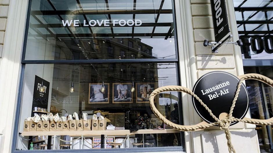 Frontwork: Vorhang auf für den ersten Fooby-Store