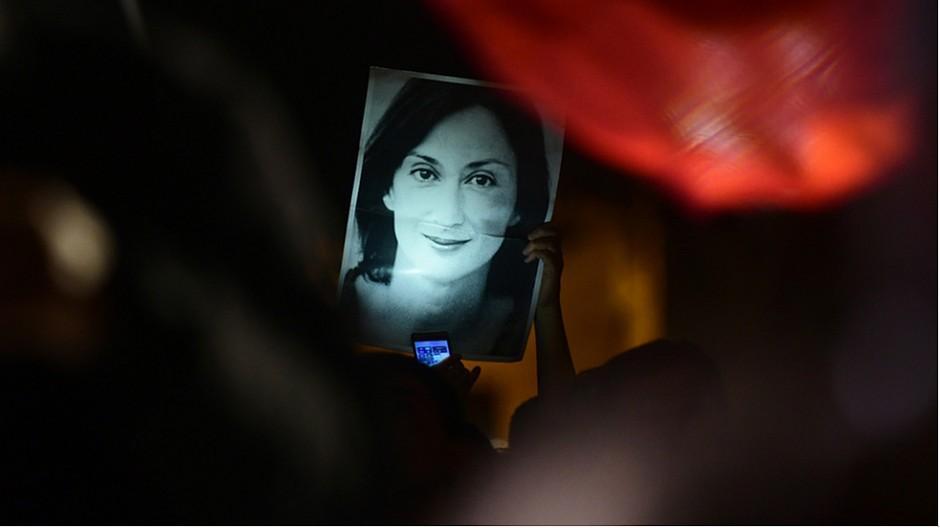 Journalistinnenmord auf Malta: Vorwürfe gegen die Regierung