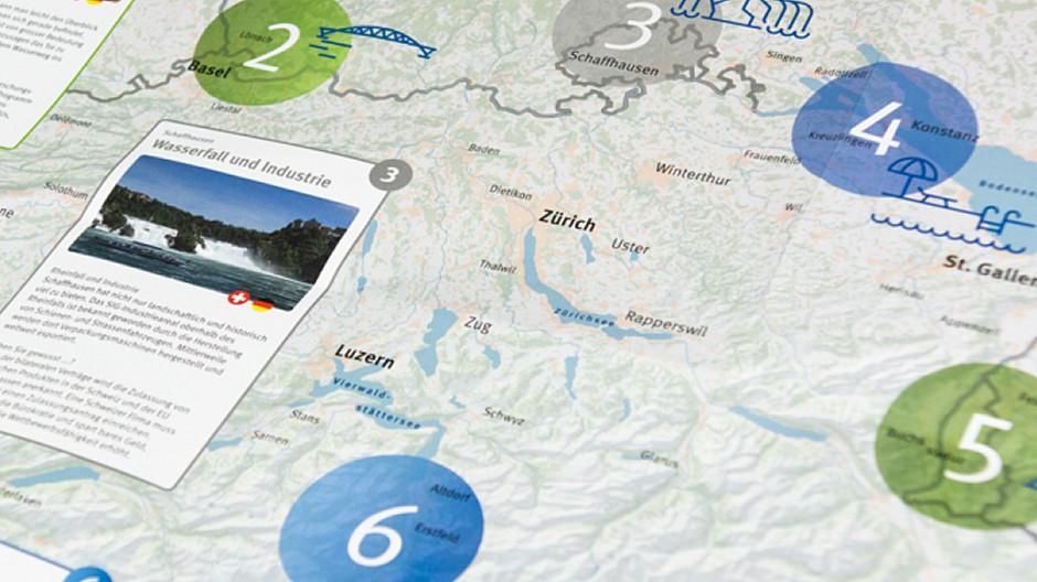 Evoq: Wandern auf den bilateralen Wegen der Schweiz