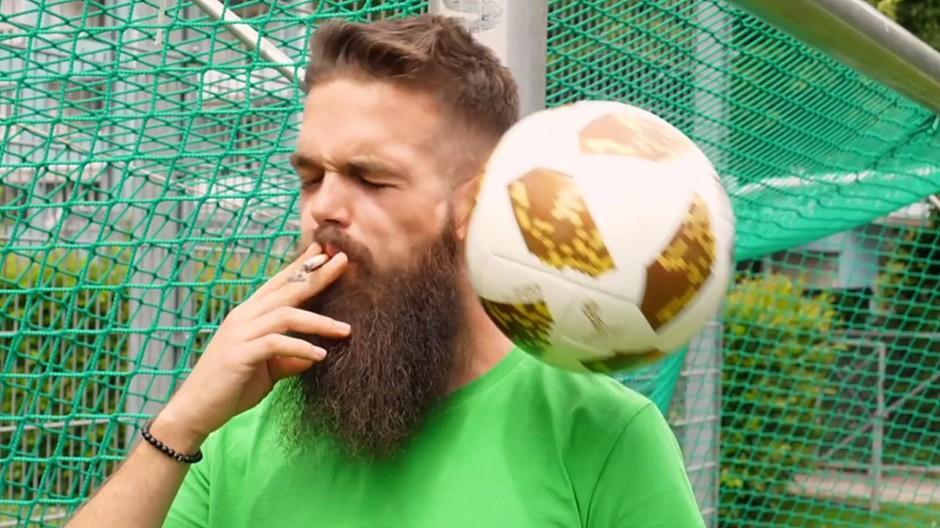 Hej: Warum Fussball und Rauchen zusammenpassen