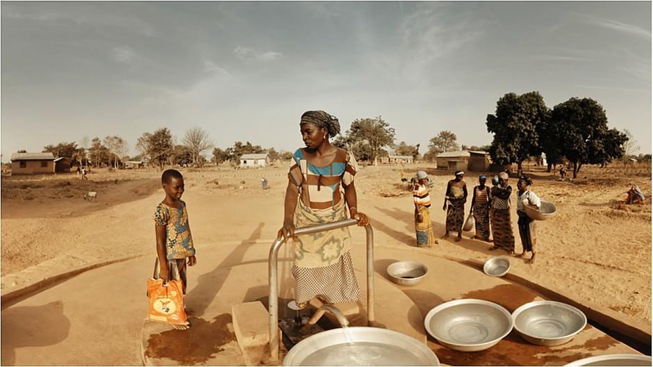 Bandara: Dank Spenden sauberes Trinkwasser