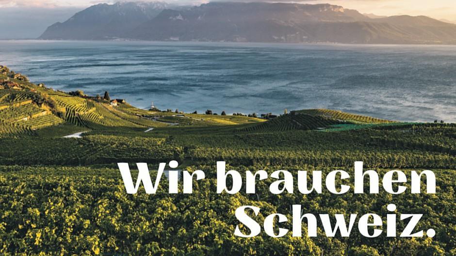 Schweiz Tourismus: Was «Ich brauch Schweiz.» gebracht hat