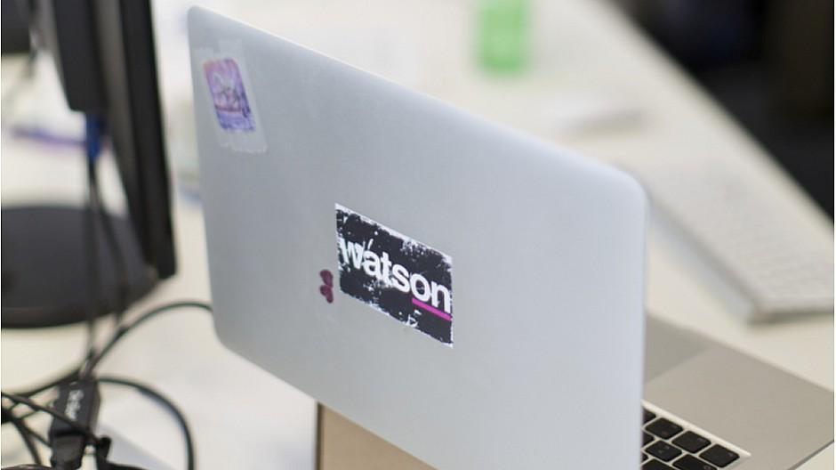Expansion: Watson Romandie ist live