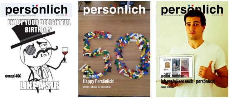 "Webrepublic: Cover-Backstube für ""Persönlich""-Jubiläum"