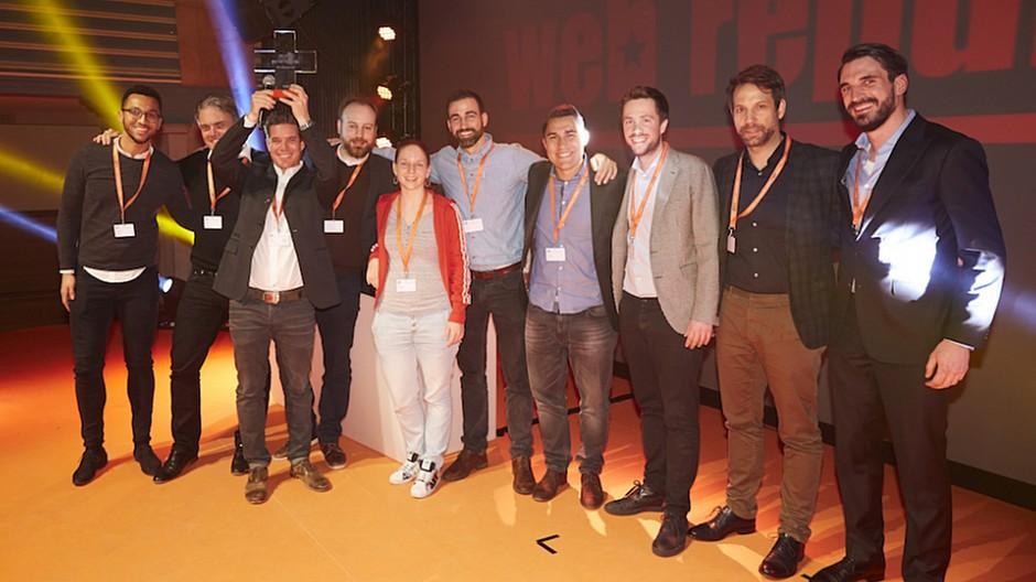 Digital Marketing Award 2017: Webrepublic ist Digitalagentur des Jahres