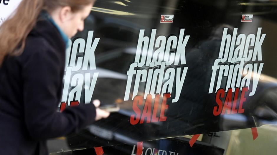 Black Friday: Webshops teilweise nicht erreichbar
