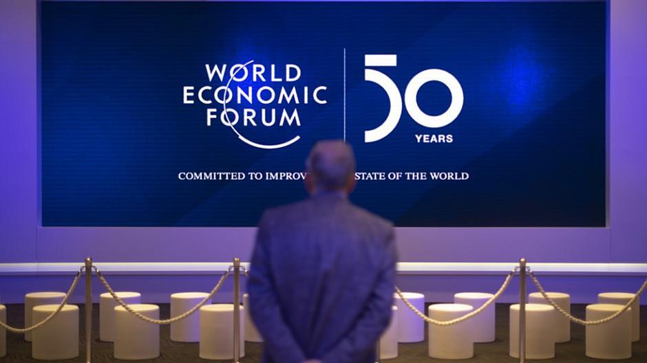 World Economic Forum: WEF findet 2021 nicht in Davos statt