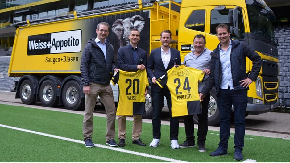 BSC Young Boys: Weiss+Appetito wird neuer Premium Partner