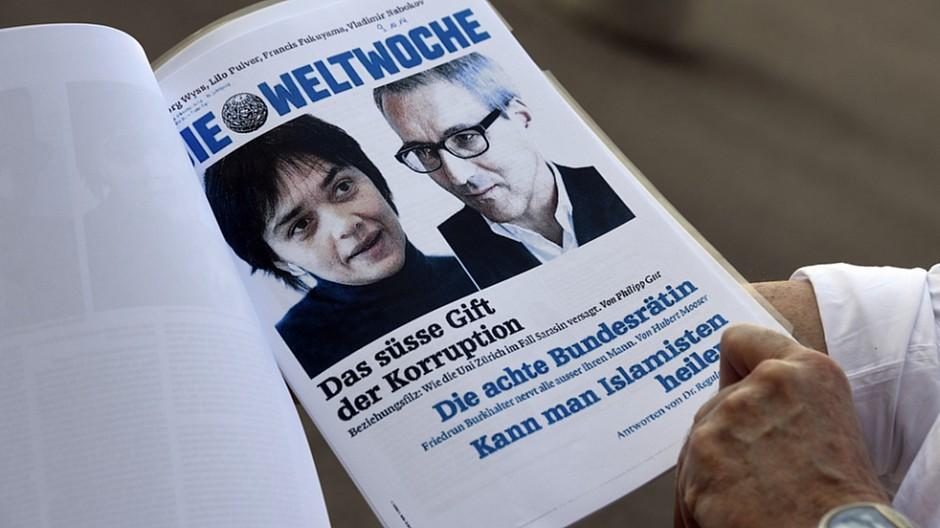 Weltwoche-Prozess: Weitere Niederlage für Philipp Gut