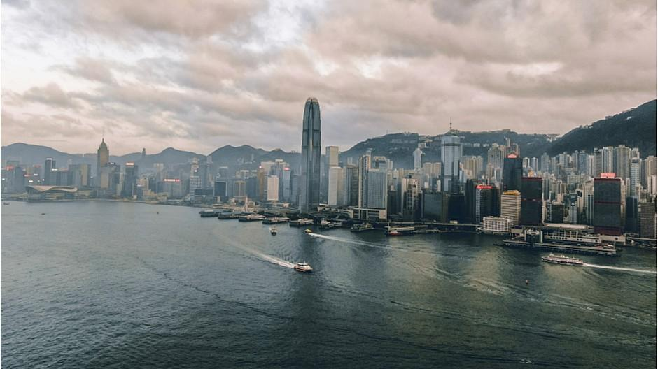 Apple Daily: Weiterer Journalist in Hongkong festgenommen