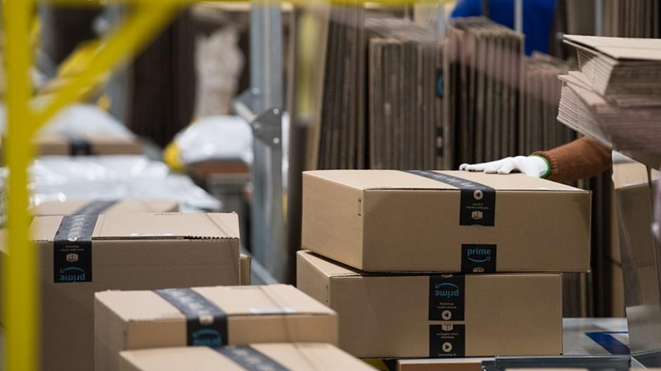 Amazon: Weiterer Rekord in der Coronakrise