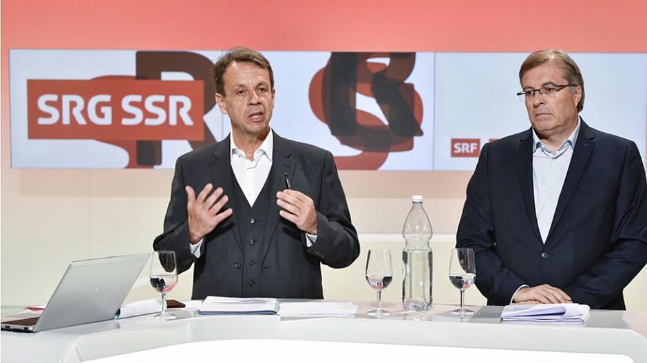 SRG: Weltwoche-Verleger kritisiert Chef-Boni