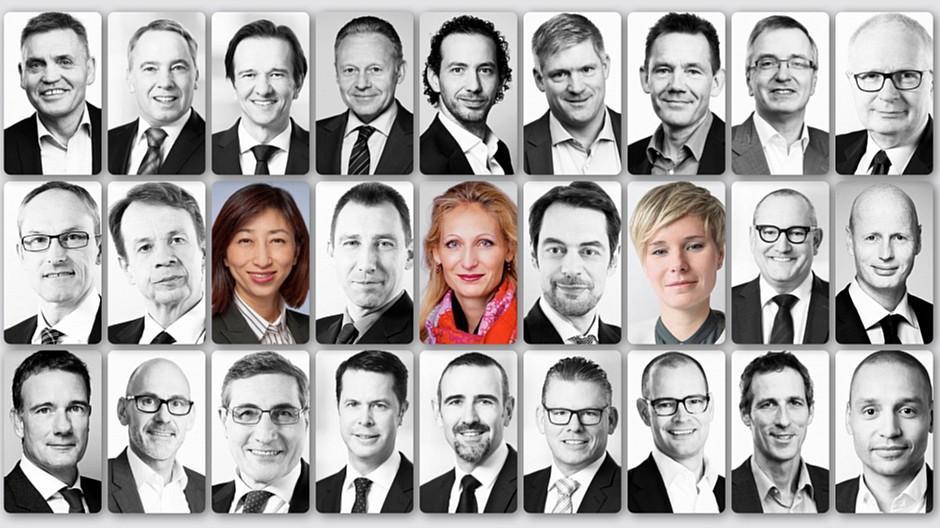 Schilling-Report: Weniger Frauen in den Führungsetagen