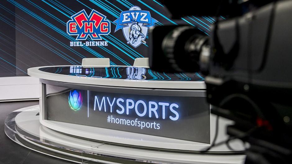 Suissedigital: Weniger TV-Kunden verloren dank Eishockey