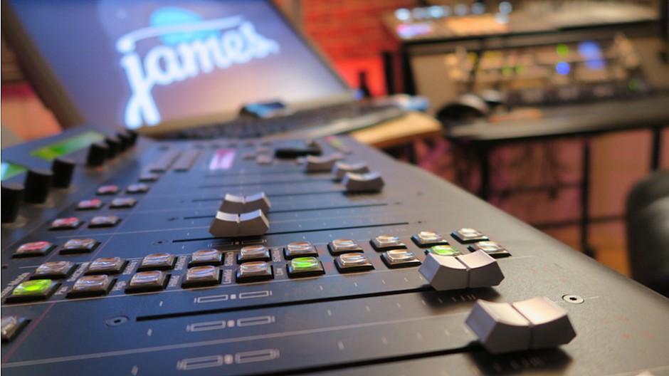 Radiolandschaft: Wenn Butler «James» die grossen Hits serviert