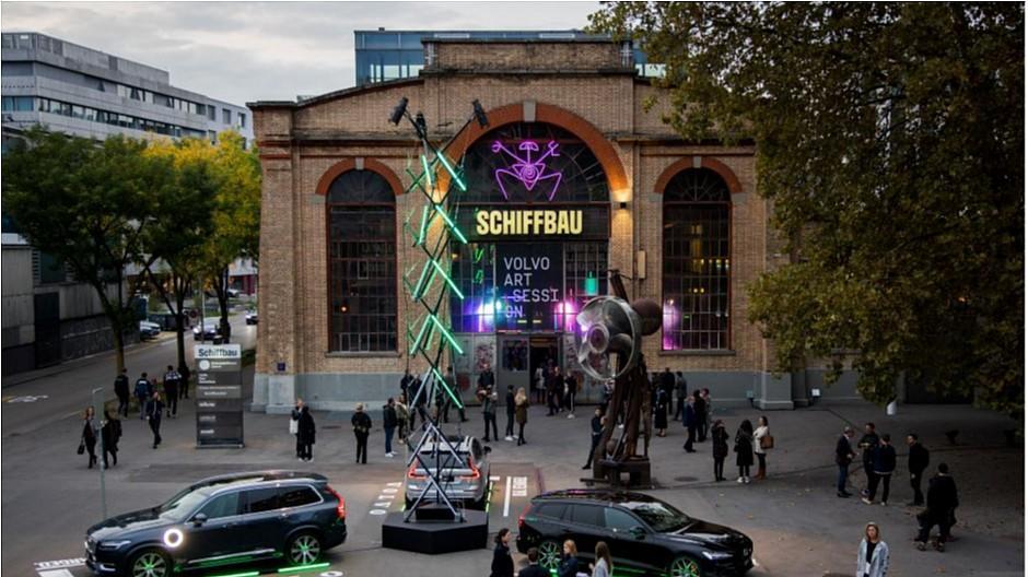 Volvo Art Session 2019: Wenn der Mensch zum Cyborg wird