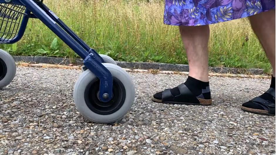 Diener Media: Wenn die Oma mit dem Rollator quietscht