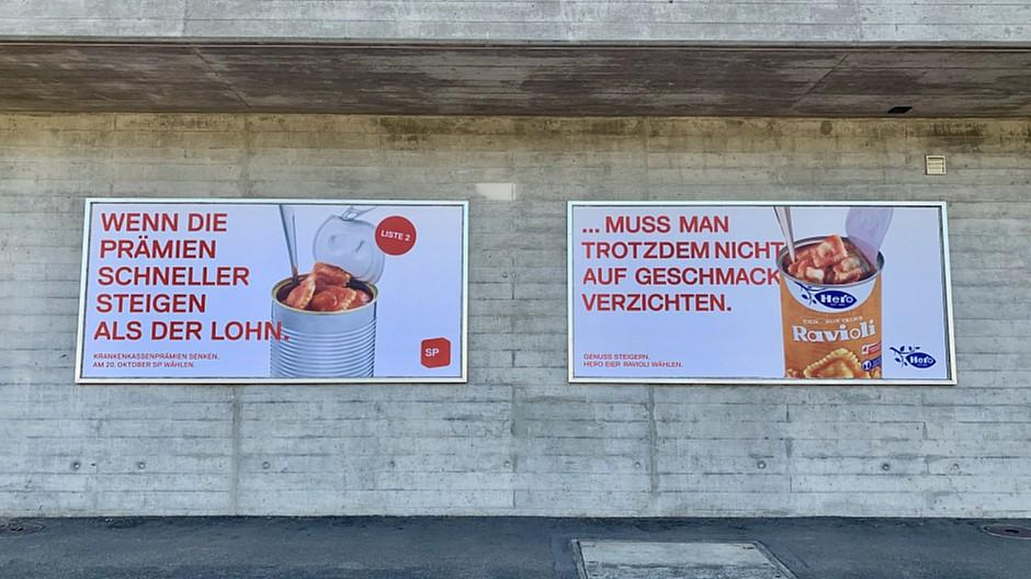 Wahlen 2019: Hero fährt im Windschatten der SP Schweiz
