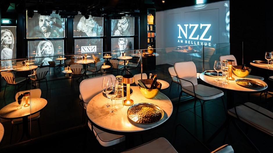 NZZ am Bellevue: Wenn Kulinarik auf Journalismus trifft