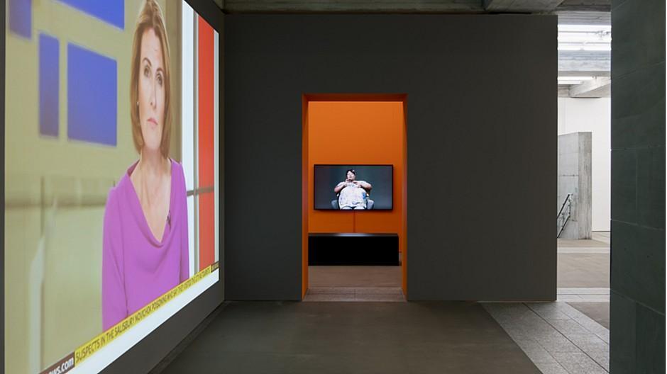 Kunstmuseum St. Gallen: Wenn Künstler Nachrichten machen