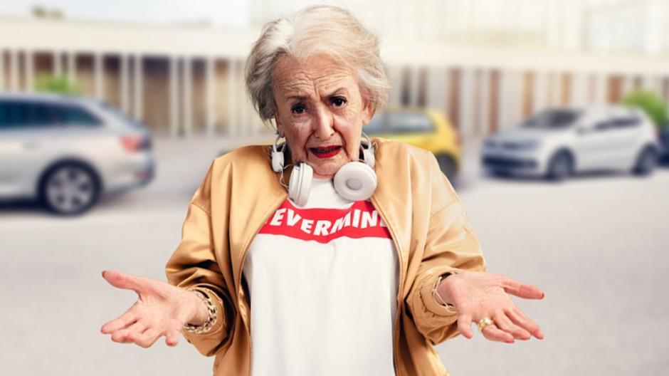 FCB Zürich: Wenn Oma sich im Hiphop übt