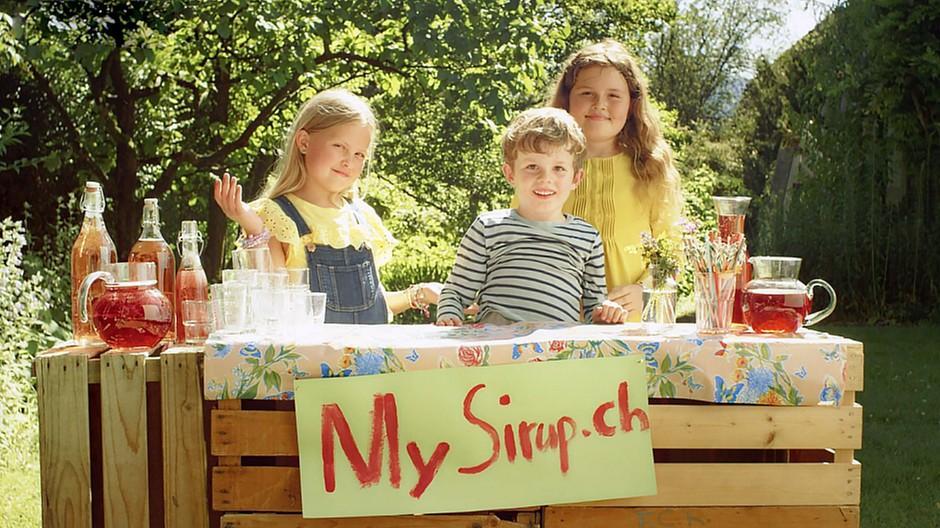 Equipe: Wenn sogar Kinder ihren Sirup online verkaufen