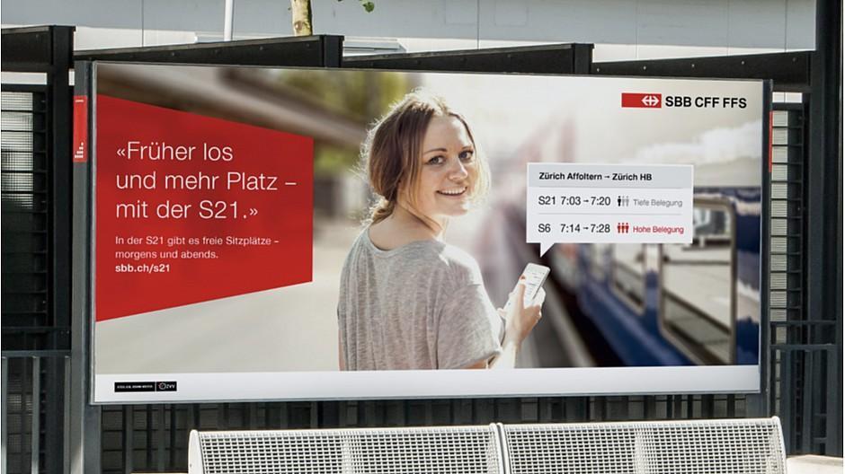 SBB: Werbeaktion sorgt für Kritik