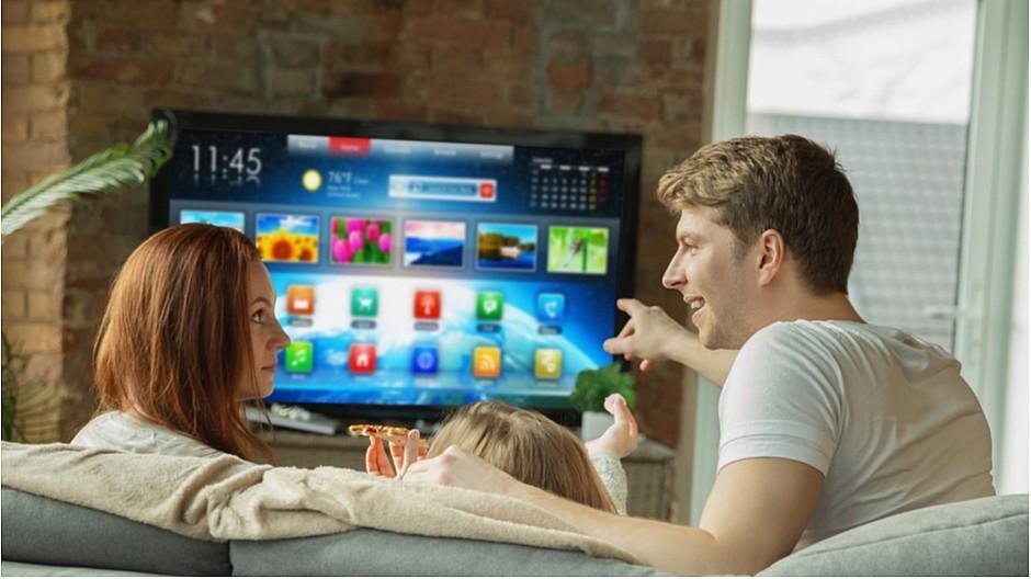 Goldbach Advanced-TV-Studie: Werbeakzeptanz im Connected TV nimmt zu